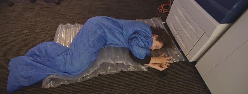A la découverte de « The Emergency Nap Kit »