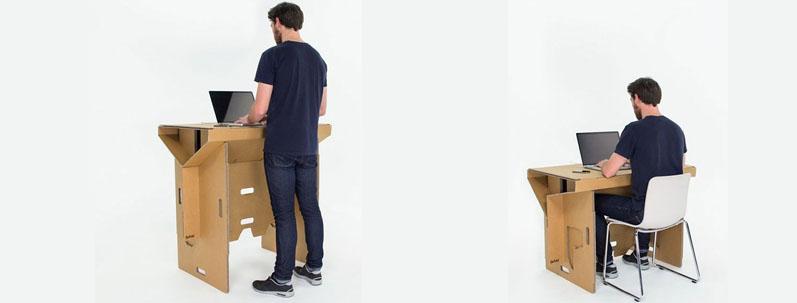 Travailler assis-debout un phénomène en plein essor