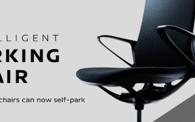 Avec Nissan, les chaises se rangent toutes seules !
