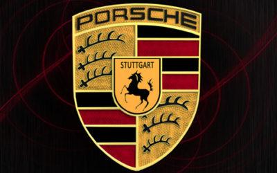 Un siège de bureau Porsche