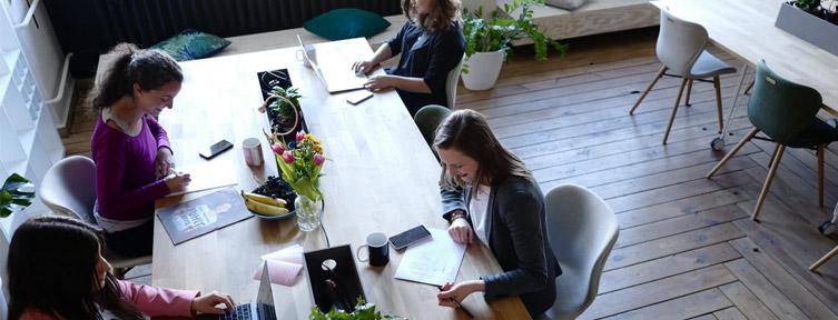 Cinq inconvénients du coworking